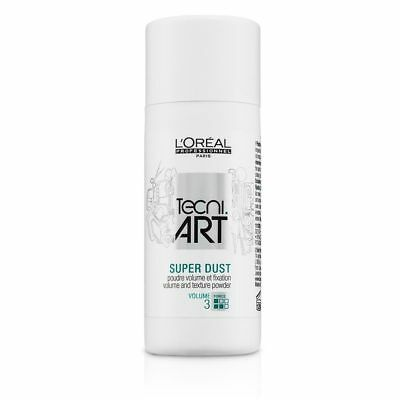 L'Oreal Tecni Art Super Dust Force 3 Volume and Texture Powder 7g SALE