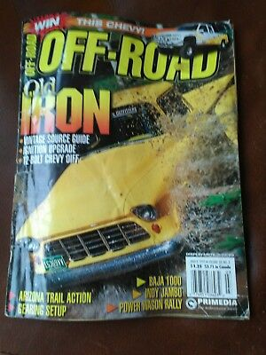 1999 off road magazine american