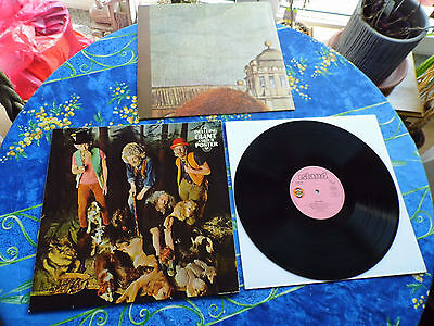 Jethro Tull ♫ This Was + Giant Poster  ♫ Rare Pink Eye Island Records ♫  #4