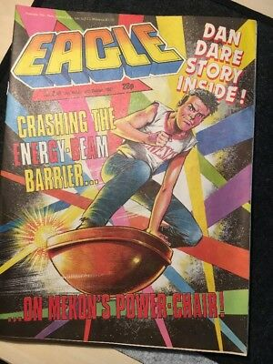 Eagle Comic 290 10th October 1987