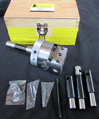 Interstate R8 Shank Automatic Offset Boring & Facing Head - 3/4 Inch Boring NEW