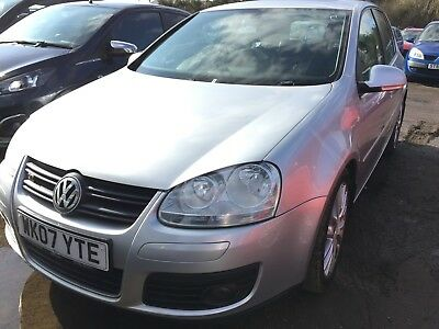 07 Volkswagen Golf 2.0 Gti Gt 170 Bhp Full Leather, Heated Seats, Glass Roof Etc