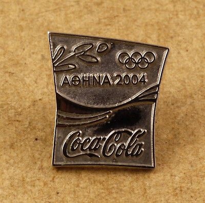 Greece Athens 2004 Olympics Coca-Cola Pin <1000