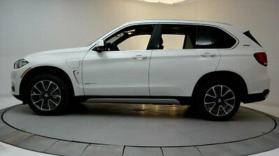 2017 BMW X5 xDrive40e iPerformance Sports Activity Vehicle xDrive40e iPerformance Sports Activity Vehicle 4 dr Automatic 2.0L 4 Cyl Alpine