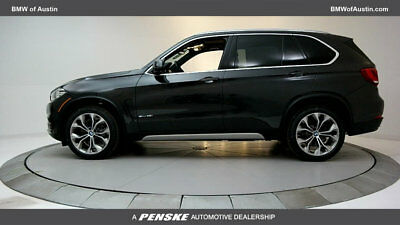 2017 BMW X5 sDrive35i Sports Activity Vehicle sDrive35i Sports Activity Vehicle 4 dr Automatic Gasoline 3.0L STRAIGHT 6 Cyl Da