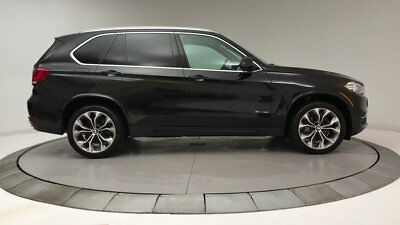 2015 BMW X5 sDrive35i sDrive35i X5 sDr35i Low Miles 4 dr Automatic Gasoline 3.0L STRAIGHT 6 Cyl Black