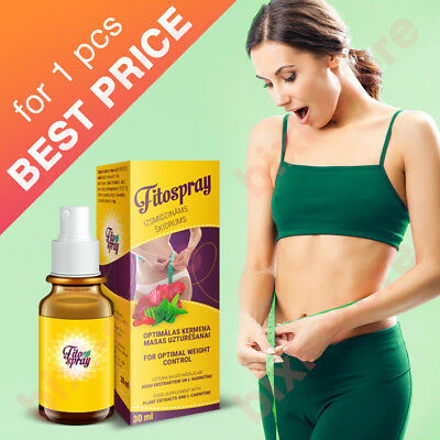 FITO SPRAY Ultra Slim Weight Loss. Goji berry Natural and Original. Not a drug