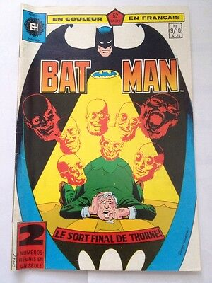 batman # 9/10 edition heritage