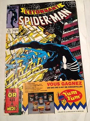 L'etonnant Spiderman # 173 Edition Heritage