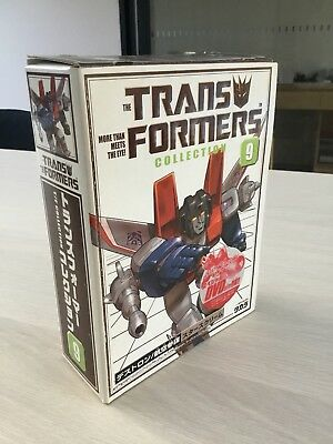 2003 Takara Transformers G1 Collection Reissue #9 STARSCREAM