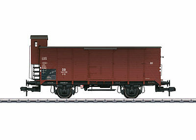 Märklin 58941 1 Gauge COVERED GOODS WAGON G10 DB with brakeman's cab #