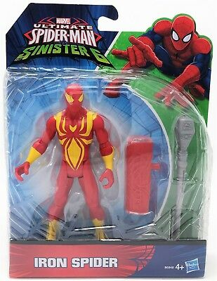 Titan Hero Série Marvel Vautour Ultimate Spider-Man vs the Sinister Six
