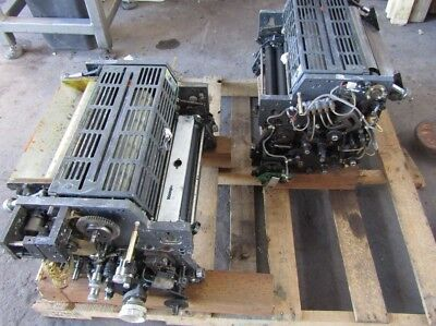 RYOBI 3302M Printing Heads - Printing press parts, Rollers assembly