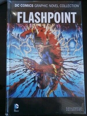 *NEW Sealed* DC Comics Graphic Novel Collection Vol 59  Flashpoint Eaglemoss
