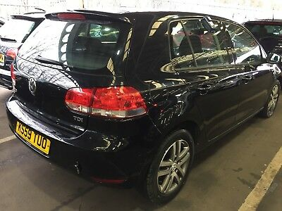 59 Volkswagen Golf 1.6 Tdi 105 Se Spares Or Repair, Needs Clutch & Recovery