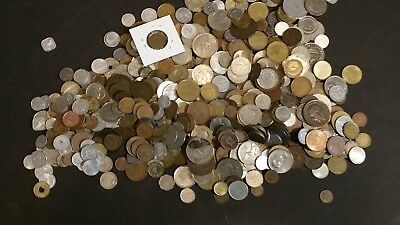 World Coin Lot About 5 pounds