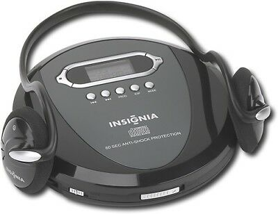 Insignia NS-P4112 Portable CD Player - (NEW, OTHER)
