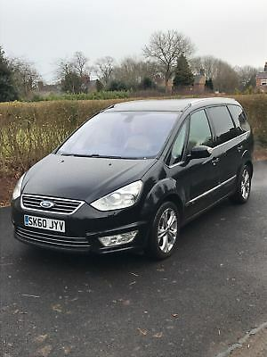 2010 Ford Galaxy Titanium Tdci 138A Auto 6 Gears Powershift  Pan Roof Leather