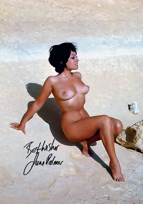 June Palmer Autograph Set Early Hot 10 Photos 6 X 4 Reprint Glamour Model Pin Up