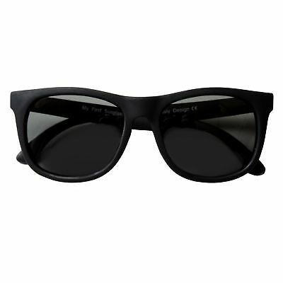 My First Sunglasses - Wayfarer. 100% UV Proof Sunglasses for Baby, Toddler, a...