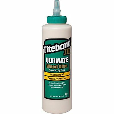 Titebond 1414 lll Ultimate Wood Glue (16fl oz)
