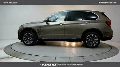 2017 BMW X5 sDrive35i Sports Activity Vehicle sDrive35i Sports Activity Vehicle X5 sDr35i 4 dr Automatic Gasoline 3.0L STRAIGH
