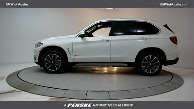 2017 BMW X5 sDrive35i Sports Activity Vehicle sDrive35i Sports Activity Vehicle X5 sDr35i Low Miles 4 dr Automatic Gasoline 3.