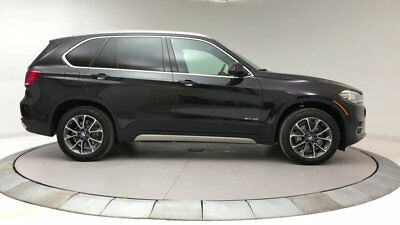 2018 BMW X5 sDrive35i Sports Activity Vehicle sDrive35i Sports Activity Vehicle 4 dr Automatic Gasoline 3.0L STRAIGHT 6 Cyl Bl