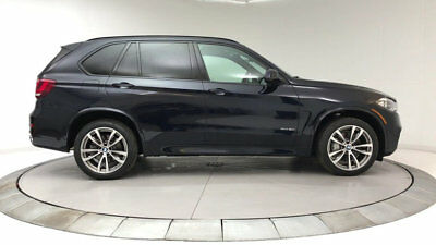 2018 BMW X5 xDrive50i Sports Activity Vehicle xDrive50i Sports Activity Vehicle New 4 dr Automatic Gasoline 4.4L 8 Cyl Carbon