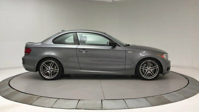 2013 BMW 1-Series 135is 1 Series 135is Coupe 2 dr Gasoline 3.0L STRAIGHT 6 Cyl Space Gray Metallic