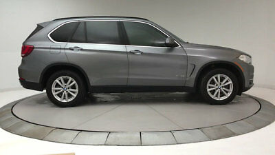 2015 BMW X5 xDrive35i xDrive35i X5 xDr35i 4 dr Gasoline 3.0L STRAIGHT 6 Cyl Space Gray Metallic