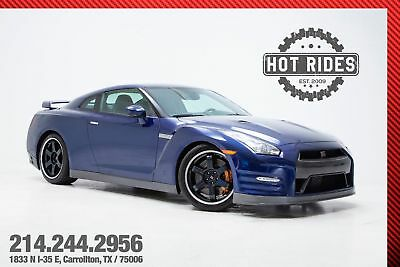 2013 Nissan GT-R Nissan GT-R Premium With Upgrades 2013 Nissan GT-R in Blue Premium With Upgrades! Black Edition Wheels! MUST SEE!