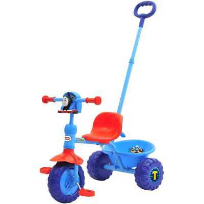 Toddler Bike Thomas & Friends Trike With Parent Handle With Thomas Sound Box