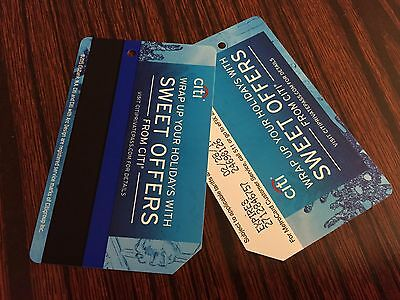 Rare Collectible NYC Metrocard Sweet Offers From Citi Expired No $
