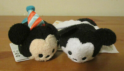 Disney Mickey And Minnie Mouse Tsum Tsums