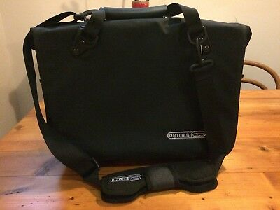 ORTLIEB Office Bag (Medium size) with QL2 attachment system