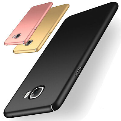 Ultra-thin Case For Samsung Galaxy S9 S8 Plus Luxury Matte Back Shockproof Cover