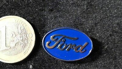 Ford Logo  Brosche Brooch kein Pin Badge