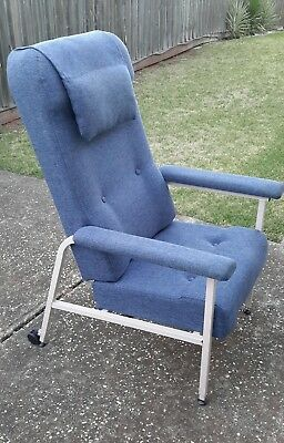 Aged Care HIGH BACK CHAIR