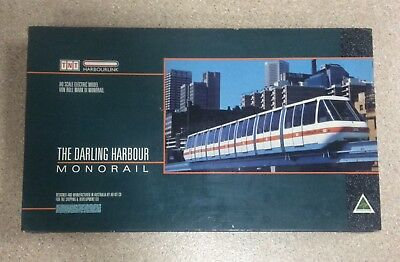 RARE HO SCALE DARLING HARBOUR MONORAIL BOXED Circa 1988