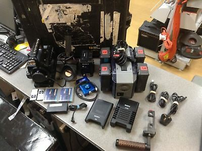 Sony PMW-F5 Full HD Camcorder Plus Extras