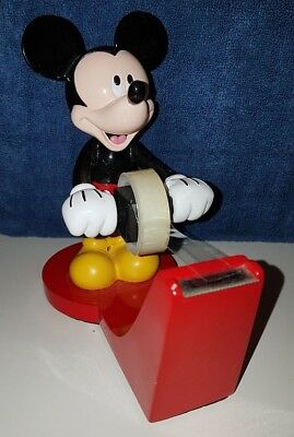 Vintage Approx 20 Yrs Old Disney World Mickey Mouse Soap