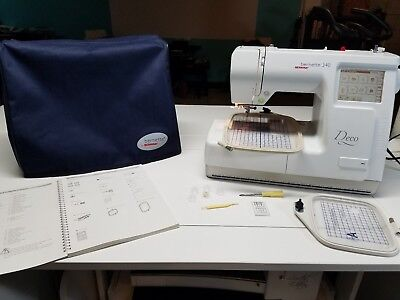 Sewing Foot Feet 15 piece Set Bernina Bernette 92C Deco 500,600,680,705,715,720