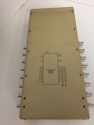2362995-2  Ge  Signa Mri Cross Point Switch.