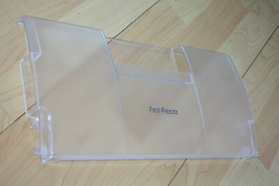 BEKO FREEZER DRAWER FRONT cover flap 385 X 180 BRAND NEW