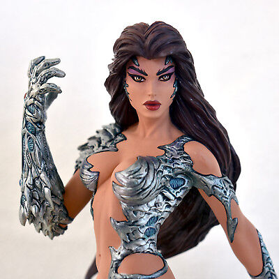 "Moore Creations: ""Witchblade Statue"" - 794/5000 (Michael Turner, Image, Top Cow)"