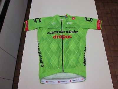 maillot jersey Castelli team Cannondale Drapac M cycling