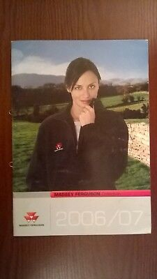 2006/7 Massey Ferguson Collection - 35 page Brochure