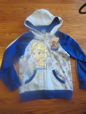 "Disney Frozen ""Elsa"" girls jacket size XL(14-16)"