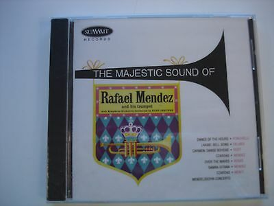 The Majestic Sounds of Rafael Mendez; Rafael Mendez  Cd ( Summit Records)